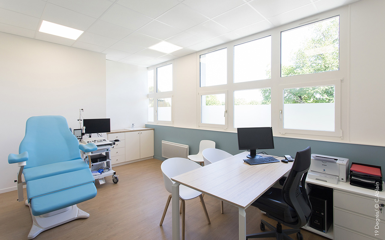 Cabinet de Neurologues | 19 Degrés
