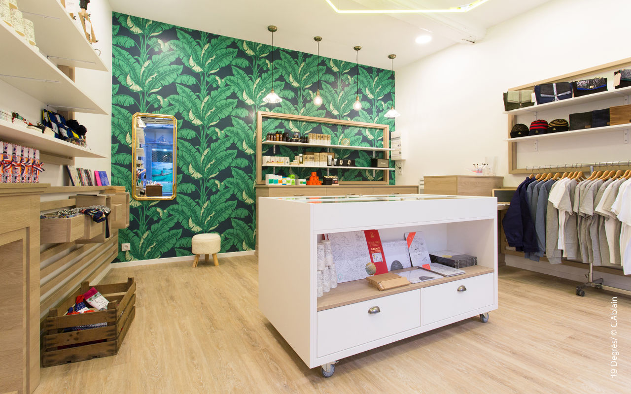 Création d'une boutique de produits Made in France dans le centre-ville historique de Rennes